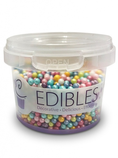 Shimmer Multi Colours Mix - Pearls - 80g
