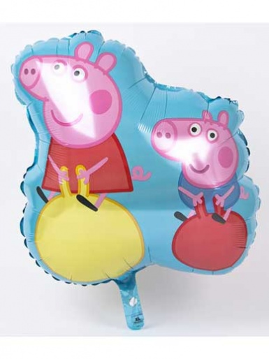 SuperShape - Peppa & George Balloon - 21'' Foil