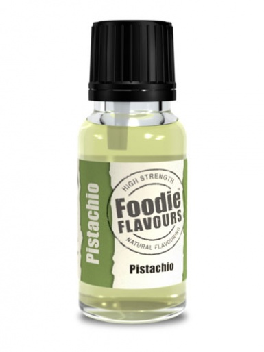 Pistachio  Foodie Flavours Natural Flavouring 15ml