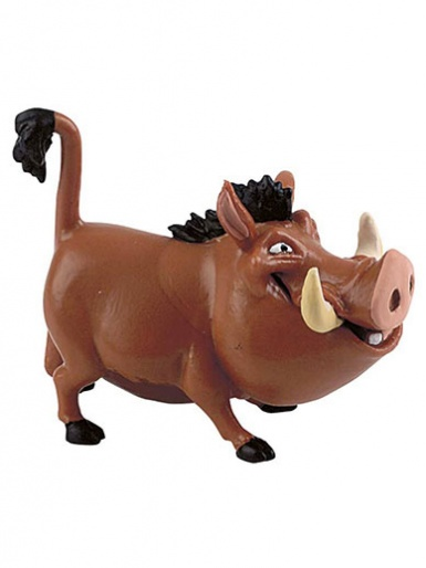 Pumbaa from ''The Lion King'' - Cake Topper / Figurine