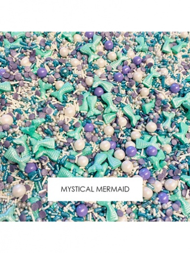 Edible Sprinkles Blend 90g - MYSTICAL MERMAID