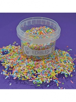 Glitters, Sprinkles & Confetti - The Vanilla Valley