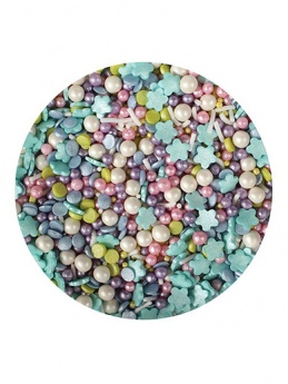 Purple Cupcakes Mermaid Mix, 100g