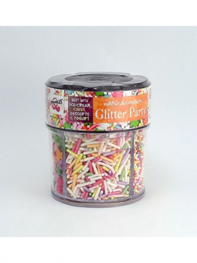 Glitter Party Sprinkles Multi Jar
