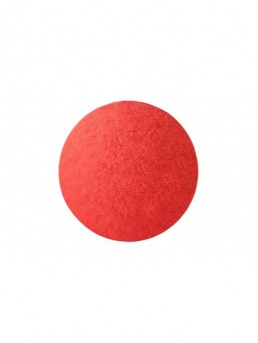 Round Thick Cake Board Drum - Red