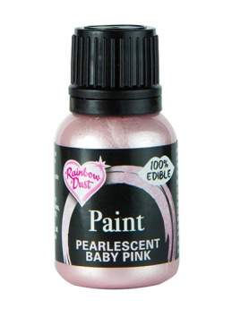 Rainbow Dust Paint - Pearlescent Baby Pink