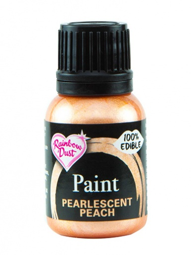 Rainbow Dust Paint - Pearlescent Peach