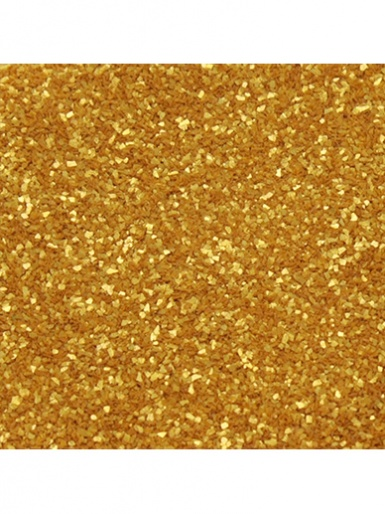 100% Edible Glitter - Gold