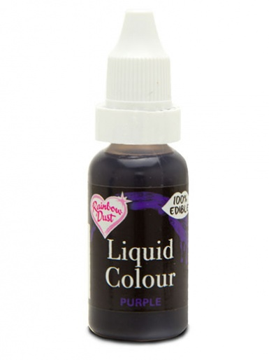 Rainbow Dust Liquid Colour for Airbrushing - Purple