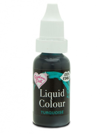 Rainbow Dust Liquid Colour for Airbrushing - Turquoise
