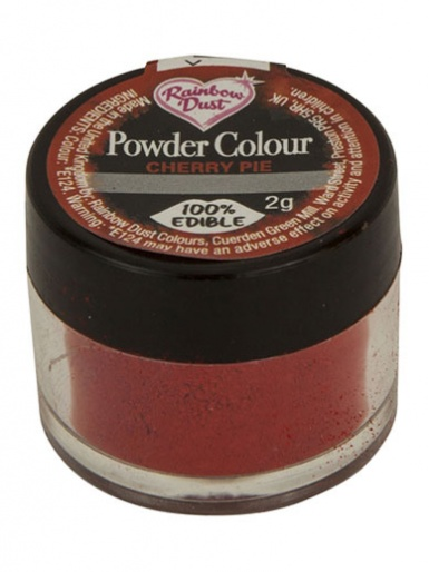 Rainbow Dust - Powder Colour - Cherry Pie