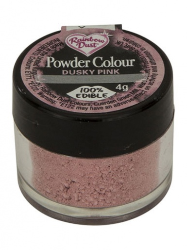 Rainbow Dust - Powder Colour - Dusky Pink