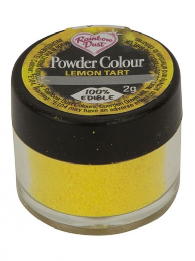 Rainbow Dust - Powder Colour - Lemon Tart
