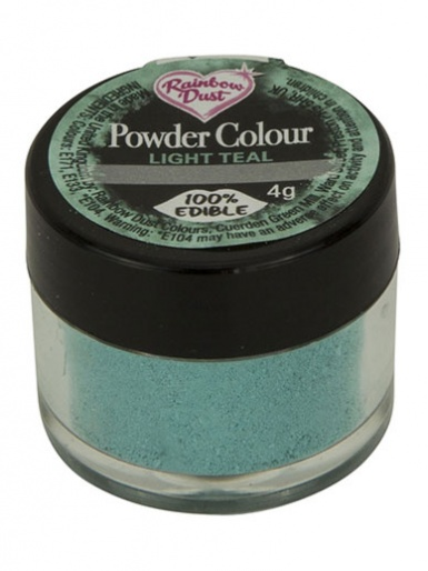 Rainbow Dust - Powder Colour - Light Teal