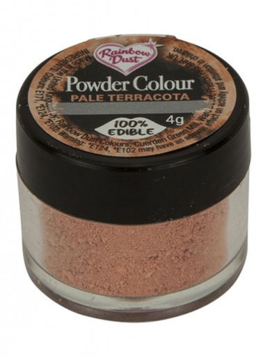 Rainbow Dust - Powder Colour - Pale Terracotta