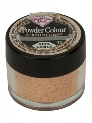 Rainbow Dust - Powder Colour - Peach Delight