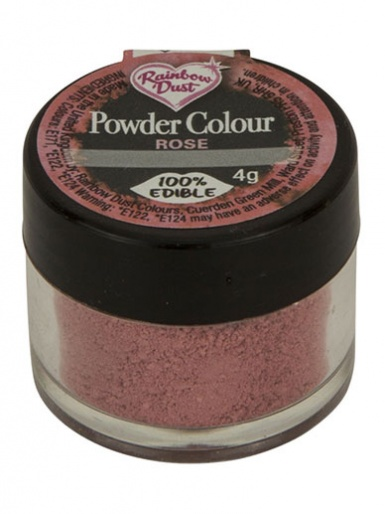 Rainbow Dust - Powder Colour - Rose