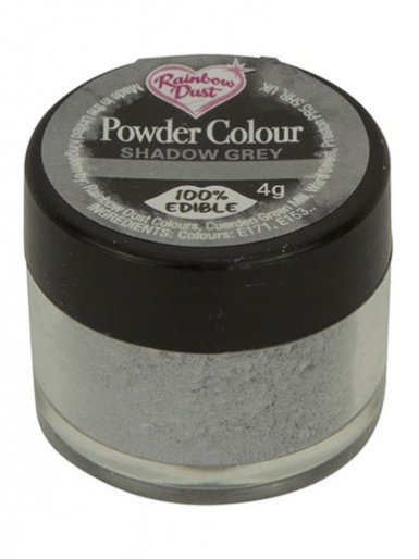 Rainbow Dust - Powder Colour - Shadow Grey
