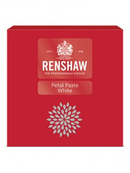 Renshaws Petal Paste - White 300g