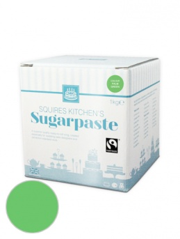 Palm Green Squires Kitchen Fair Trade Sugarpaste 1kg