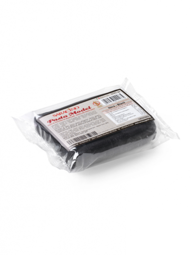 Saracino Modelling Paste (Pasta Model) 250g - Black