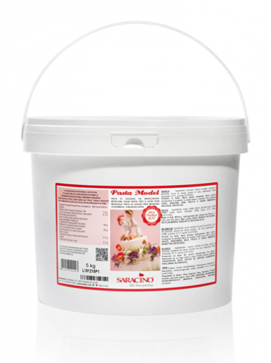 Saracino Modelling Paste (Pasta Model) 5kg - White