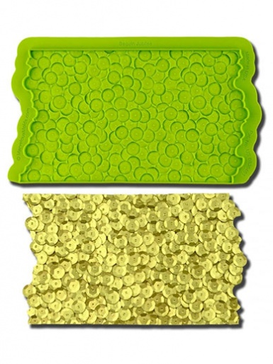 Sequin Jubilee - Simpress™ Mould - Marvelous Molds