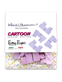 Silvia Mancini Easy Eyes - Cartoon Special Edition