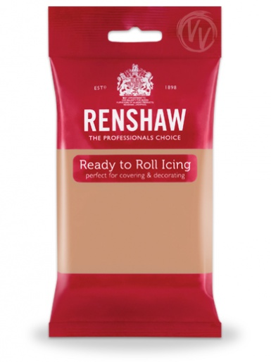 Renshaw Skin Tone Ready To Roll Icing