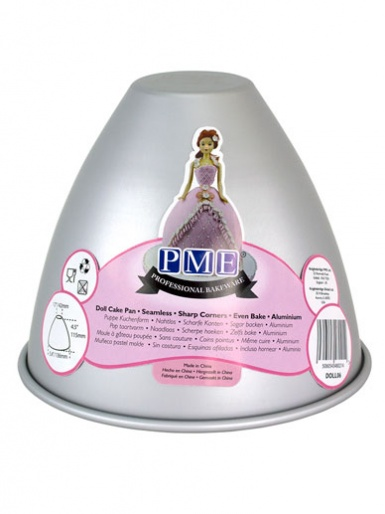 PME Doll Cake Pan - Small