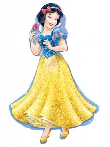 SuperShape - Disney Princess - Snow White Balloon - 37'' Foil