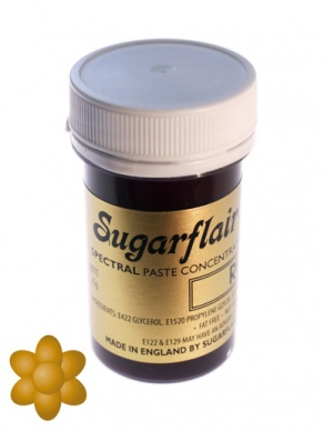 Sugarflair Spectral Paste - Autumn Leaf