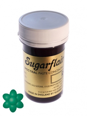 Sugarflair Spectral Paste - Mint Green