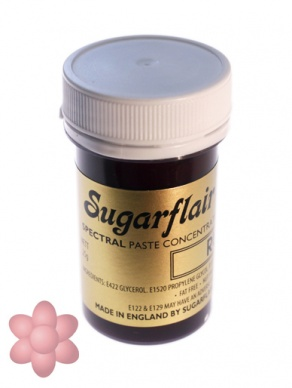 Sugarflair Spectral Paste - Pink