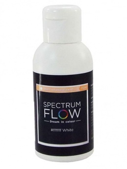 Spectrum Flow - Matt Airbrush Colour 75ml - White