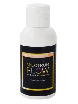 Spectrum Flow - Matt Airbrush Colour 75ml - Yellow