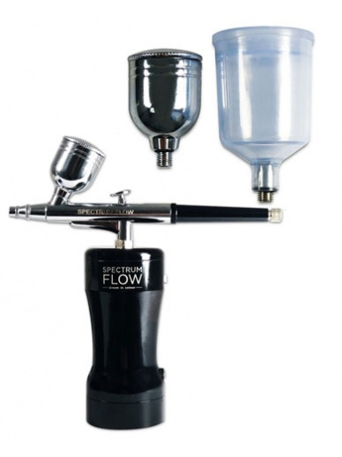 Spectrum Flow PORTABLE Airbrush Machine