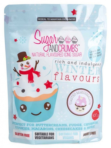 Toasted Marshmallow Icing Sugar 500g