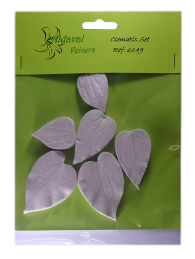 Clematis Leaf Veiner Set