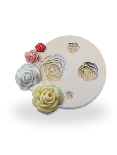 Roses Silicone Mould