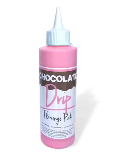 Chocolate Drip 250g - FLAMINGO PINK