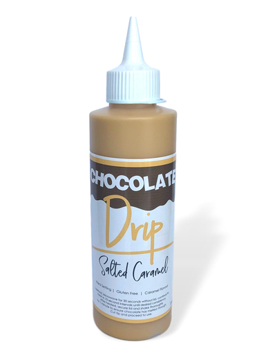 Chocolate Drip 250g - SALTED CARAMEL