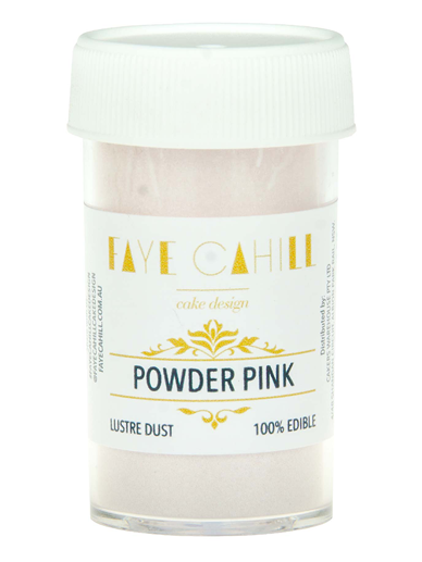Faye Cahill Lustre - POWDER PINK
