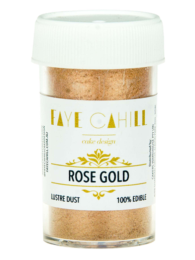 Faye Cahill Lustre - ROSE GOLD