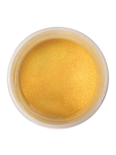 Colour Splash Pearl Dust - Pure Gold