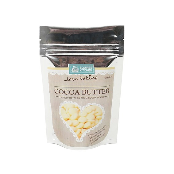 Squires Kitchen Cocoa Butter - 100g