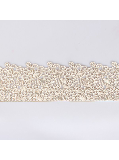 House of Cake Edible Cake Lace - Floral Pearl