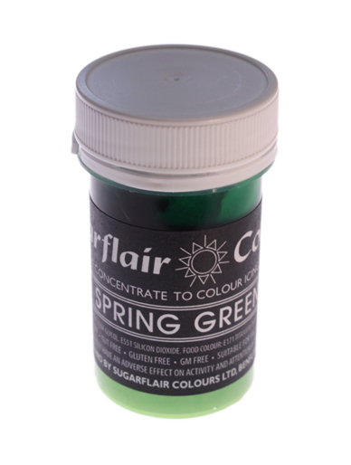 Sugarflair Pastel Paste - Spring Green