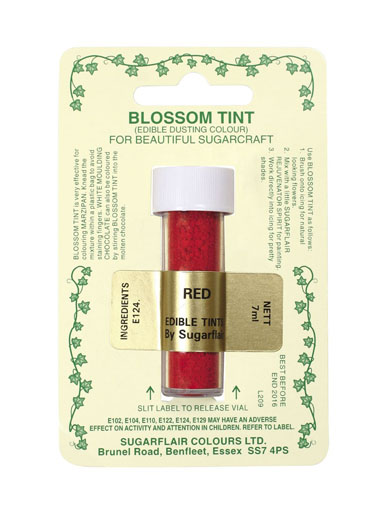 Blossom Tint - Red