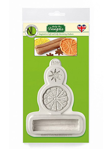 Katy Sue Mould - Nicholas Lodge Collection - Winter Spice Mould